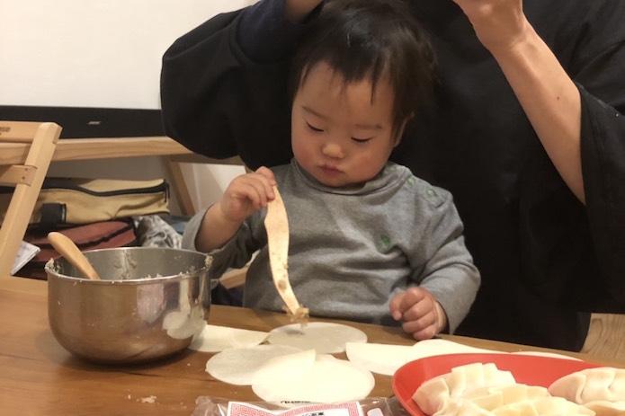 子どもとキャンプ料理