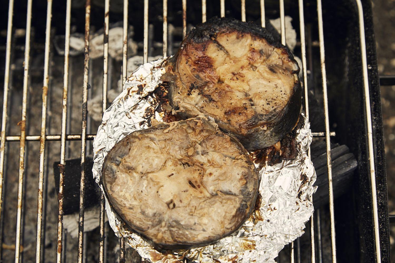 マグロテールステーキ